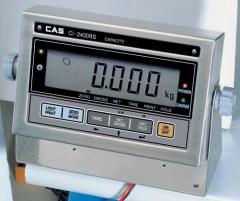 CAS Azerbaijan Весовые индикаторы CI-2400BS