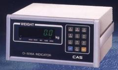 CAS Azerbaijan Весовые индикаторы CI-5010A