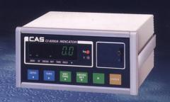 CAS Azerbaijan Весовые индикаторы CI-6000A