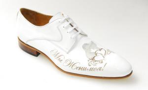Свадебная обувь для жениха