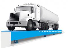 CAS Azerbaijan Flat-Top Type Truck Scales