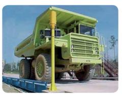 CAS Azerbaijan Off-Road Vehicle Scales