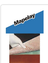 Coverings floor MAPELAY
