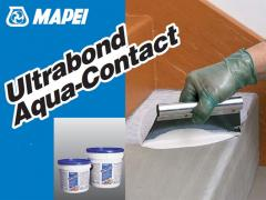Ultrabond Aqua-Contact for laying of floor and