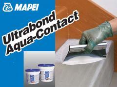 Ultrabond Aqua-Contact для укладки напольных и настенных покрытий