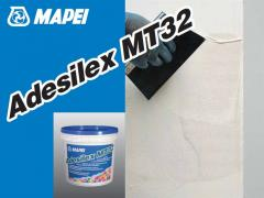 Glues for wall coverings of ADESILEX MT32