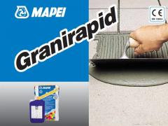 GRANIRAPID Tiled glue cemen