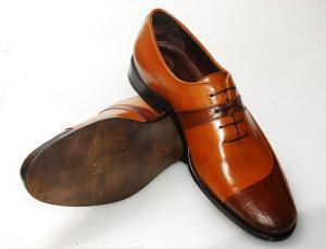 Мужская обувь ручной работы