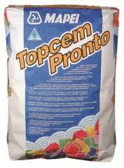 Topcem Pronto structure for quick-drying (4 days)