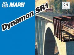 Plasticizers for DYNAMON SR1 concrete