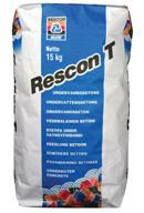 RESCON T the Anti-erosive additive for underwater