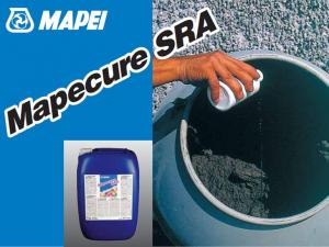 Materials for repair of Mapecure SRA concrete