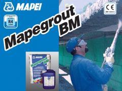 Mapegrout BM Двухкомпонентная ремонтная смесь на цементной основе для ремонта бетона