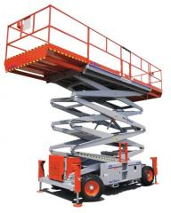 Skyjack, MMC Non-self-propelled scissors lifts