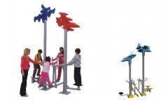 Exercise machines for children