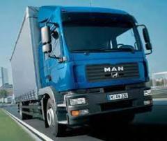 MAN TGM trucks