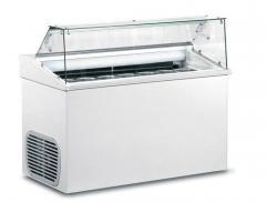 Titan Group Витрины для мягкого мороженого Framec