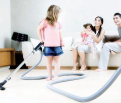 Vacuum cleaner household