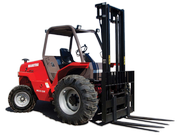 MANITOU Mast loader of M-X 50-4