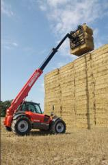 MANITOU Loaders for agricultural production