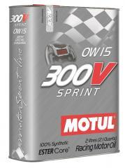 Моторное масло MOTUL 300V SPRINT 0W-15
