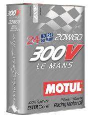 Моторное масло MOTUL 300V LE MANS 20W-60