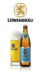 Пиво немецкое Löwenbräu