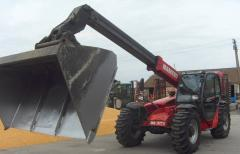 MANITOU MLT 735 - 120 the Loader with the