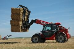 MANITOU MLT 1035 the Loader with the telescopic
