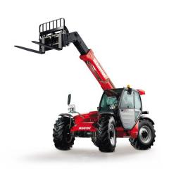 MT 732 the Loader with the telescopic not rotary