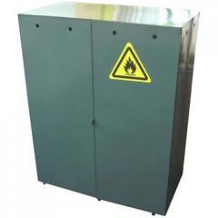 Шкаф газовый распределительный