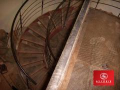 Ladder ASFORJE aluminum