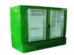 Case refrigerator