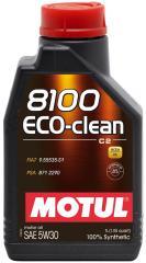 Моторное масло MOTUL 8100 ECO-CLEAN 5W-30