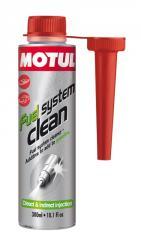 Присадка к топливу MOTUL FUEL SYSTEM CLEAN