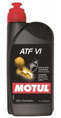 Масла трансмиссионные  MOTUL ATF VI