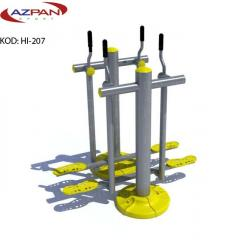 Оборудование для открытых спортивных площадок