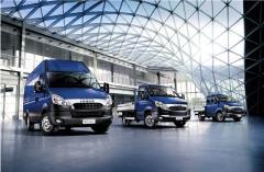Грузовые автомоболи Iveco Daily