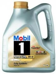 Mоторное масло Mobil 1 New Life 0W-40