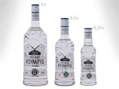 Водка Русский Изумруд