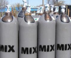 Смеси газовые сварочные Аргомикc Kriogen MMC