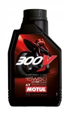 300V 4T FACTORY LINE ROAD RACING 15W-50