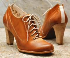 Обувь винтажная женская