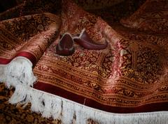 Les sentiers de tapis
