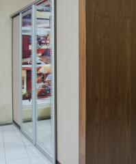 Sliding wardrobes by individual orders of Korona