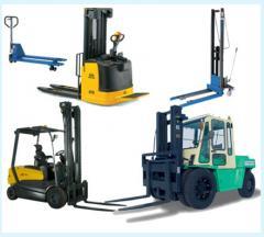 Warehouse equipment - (Xəzər İnşaat Şirkəti MMC)