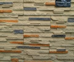 Декоративный искусственный камень в Баку