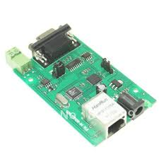 Адаптер Ethernet/RS485 (UCS/14.03.02.ucs.04.12.01)