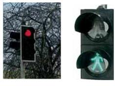 Пешеходное сигнальное устройство с герметичным