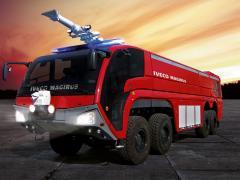 Пожарные автомобили аэродромного тушения